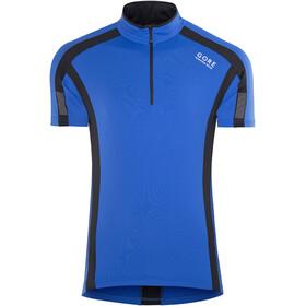 GORE RUNNING WEAR Air Hardloopshirt korte mouwen Heren blauw